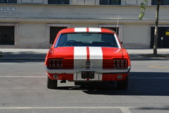 1967 Ford Mustang 289 cui